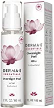 DERMA E Overnight Peel w/ Alpha Hydroxy Acids, 2oz