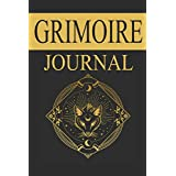 Grimoire Journal: A Place to Record Spells, Witch's Grimoire Journal, My Magic Spell Book, Spell Tracker, Rituals, Recipes, Magic, and More!