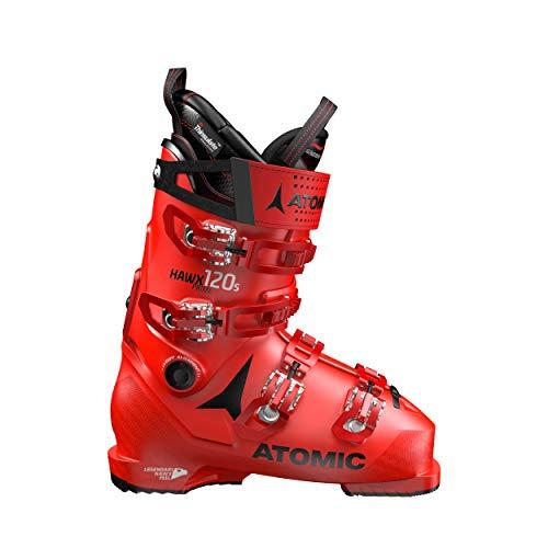 ATOMIC(アトミック) スキーブーツ HAWX PRIME 120 S (ホールス プライム 120 S) AE5019640 Red/Black 29X