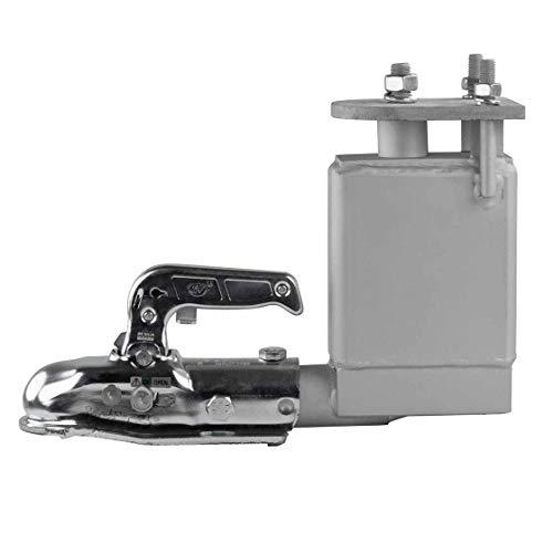 Adapter Ringöse-Kugelkopf, Anhänger, 3000 KG, 16 cm Höhenausgleich, Anhängerzubehör, Anhängeradapter, mit oder ohne Höhenausgleich, Anhängerkopf