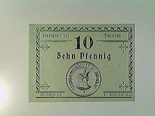 Notgeld Stadtgemeinde Zwenkau, 10 Pfennig, 1918