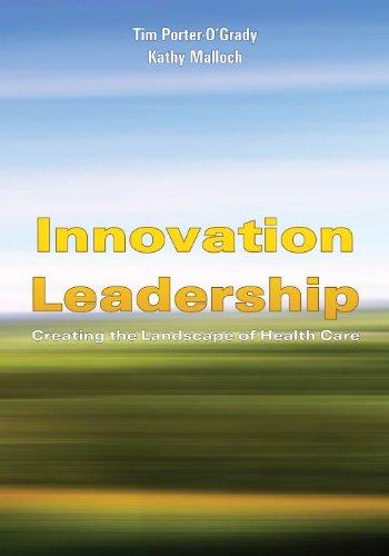 412mYDzBWUL - Innovation Leadership: Creating the Landscape of Healthcare (Porter-O'Grady, Innovation Leadership)