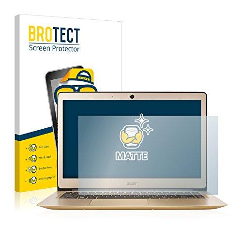 BROTECT Entspiegelungs-Schutzfolie kompatibel mit Acer Swift 3 SF314-51-59 Bildschirmschutz-Folie Matt, Anti-Reflex, Anti-Fingerprint