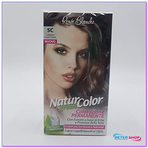 Natur Color Green - Hair Dye N.5C