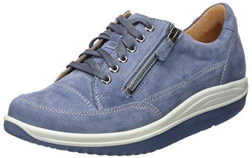 Ganter Damen AKTIV GISA-G Sneaker, Blau (Jeans 3400), 40 EU