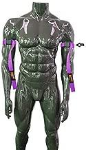 Bicep Strap Morado Max Biceps Flujo Sanguíneo Restricción Oclusión Entrenamiento Cintas Help You Gana Músculo más Rápida Biceps & Triceps Cintas para Eficaz Brazos