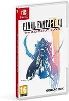 Final Fantasy XII The Zodiac Age (Nintendo Switch) (輸入版)
