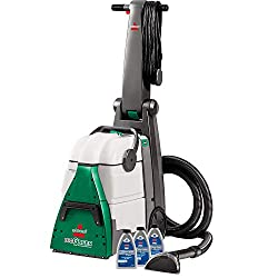 hoover green machine - top notch premium carpet steam cleaner