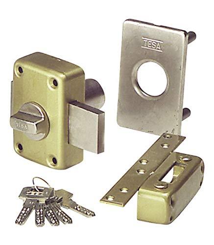 TESA 3010280 Cerradura Seguridad 2110/T1/4E