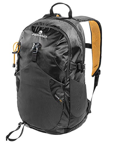 Ferrino Core, Zaino da Hiking Unisex Nero, S/30 Litri