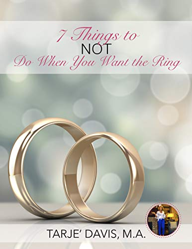 7 Things to Not Do When You Want the Ring (English Edition)