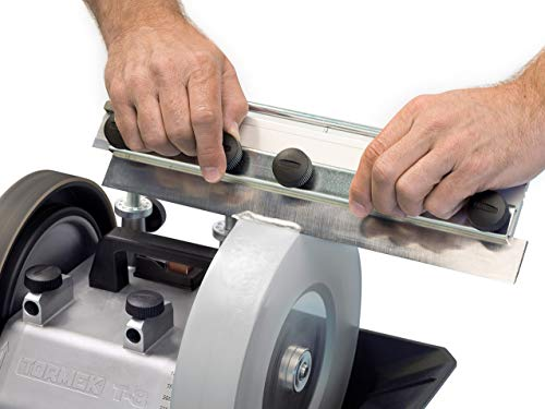 Planer Blade Sharpener Tormek svh-320. The Planer/Jointer Blade Sharpening Jig that Precisely Sharpens quasi qualsiasi lunghezza lama