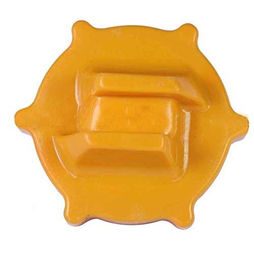 19M-04-11220 Bouchon de réservoir d'huile SinoCMP avec 2 clés pour pièces de pelleteuse Komatsu PC60