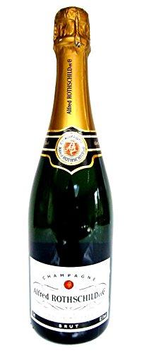 Alfred Rothschild brut Champagner 0,75 L