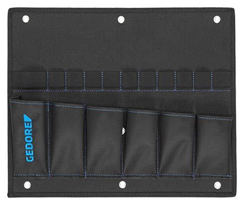 Preisvergleich Produktbild GEDORE Werkzeugkarte leer inkl. Montagesatz,  Passend für jede L-BOXX,  310 x 375 x 20 mm,  Zur Aufbewahrung von Werkzeugen