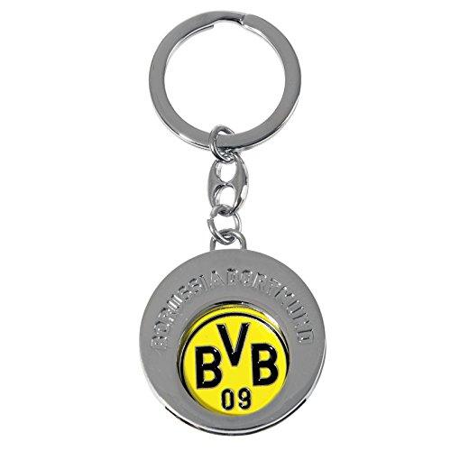 Borussia Dortmund Metal Keyring MO