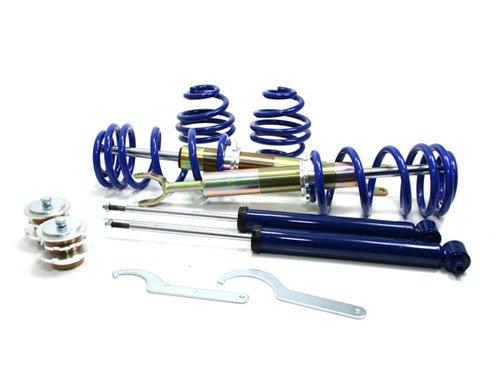PROMOTORING For RSK STREET COILOVER KIT - VW PASSAT B5 / B5.5 (FWD MODELS) - BLUE