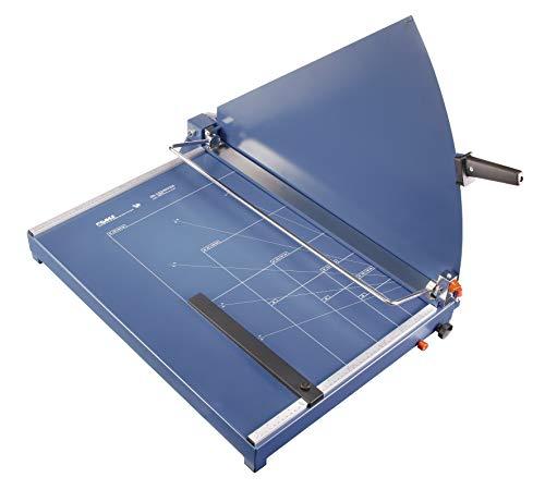 Dahle 519 Schneidemaschine (Bis DIN A3, 35 Blatt Schneidleistung) blau