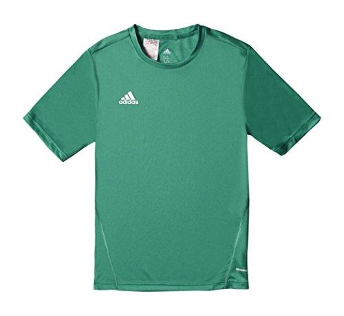 adidas Kinder Trikot/Teamtrikot Coref training js y, Bold Green/White, 140