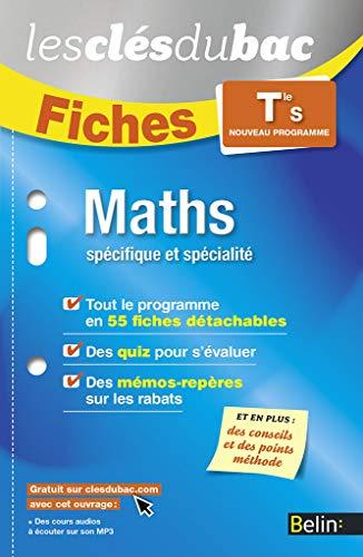 Maths TLE S OB+SPE - Les Clés du Bac