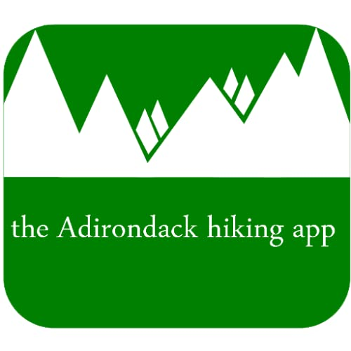 the Adirondack hiking app