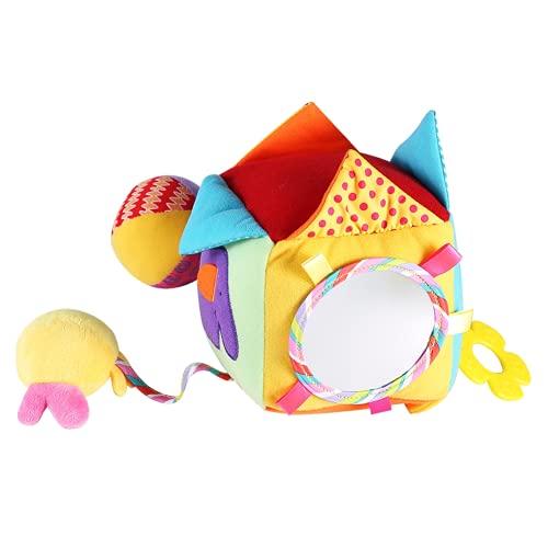 HAOX Mano agarrando la Pelota, Juego Educativo temprano, Juguete para bebés, Juguete Educativo temprano, 12 * 12 * 12 cm, Juguete para niños para Jugar en casa, Juguete para bebés