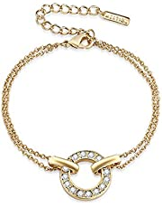 Mestige Women Bracelet MSBR3508 with Swarovski Crystals