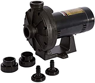 Hayward W36060 0.75 HP Booster Pump for In-Ground Swimming Pools