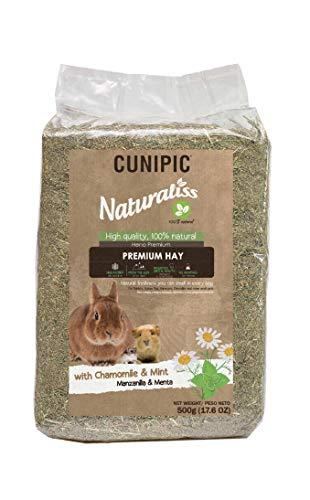 CUNIPIC Naturaliss Manzanilla Y Menta 500 G 500 g 🔥