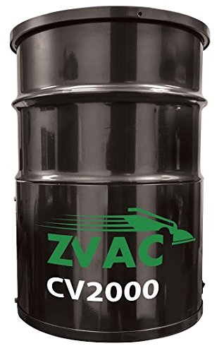 ZVac CV2000 Cental Vacuum Cleaning System for small homes