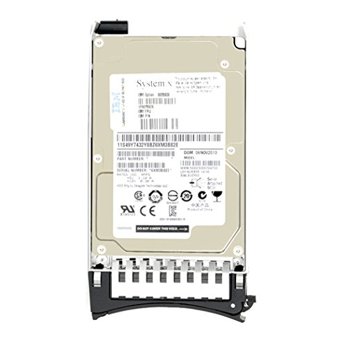 IBM 81Y9690 Festplatte (1 TB, 2,5 Zoll / 6,4 cm, NearLine, SAS, 7.200 K, 6 Gb/s)