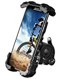 Bike Phone Holder, Motorcycle Phone Mount - Lamicall Motorcycle Handlebar Cell...