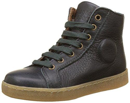 Bisgaard Jungen 31825217 Hohe Sneaker, Bleu (609-2 Petrolio), 28