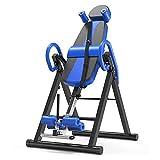 FQCD Exerpeutic Table d'Inversion Musculation Appareil du Dos Bras Sport Exercice Maison Bureau Tabouret d'inversion de Yoga - Pratique de Yoga - soulagent la Fatigue et construisent Le Corps igent