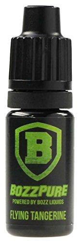 BozzPure Aromakonzentrat Flying Tangerine, zum Mischen mit Basisliquid für e-Liquid, 0.0 mg Nikotin, 10 ml