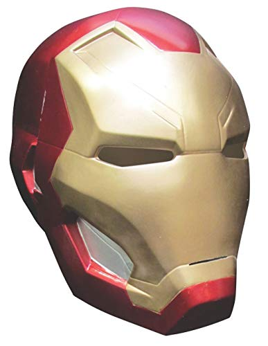 Rubie's Men's Captain America: Civil War Iron Man 2-Piece Mask, Multi, One Size