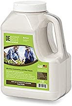 DEsect Diatomaceous Earth Insecticide for Home & Garden, Kills Ants, Roaches, Aphids & Many Others, 2 lbs. (1 gal) [EPA Reg. No. 7655-1, Est. No. 91070-UT-001]