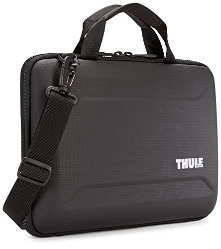 Thule Gauntlet Attaché - Maletín para laptop, 13', negro