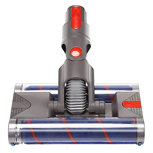 DIFCUL Cepillo para aspiradora Dyson V7 V8 V10 V11, cepillo giratorio eléctrico suave