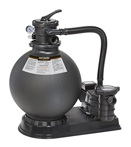 Hayward VL210T1285S VL Series 1.5 HP Sand Filter System