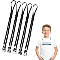 5-Pack Studio 21 Graphix Convenient Safety Anti-Lost Mask Lanyards