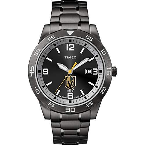 Timex Men's TWZHKNIMM NHL Acclaim Vegas Golden Knights Watch