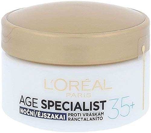L'oreal - Age specialist 35+ night cream 50 ml