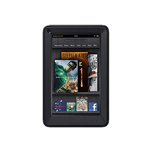 OtterBox 77-18690 Defender Series for Kindle Fire - Black
