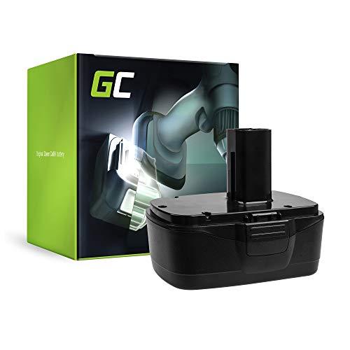 GC® (2Ah 19.2V Ni-MH celdas) Batería para Craftsman DieHard 19.2V de Herramienta Eléctrica