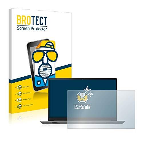 BROTECT Protector Pantalla Anti-Reflejos Compatible con Lenovo ThinkBook 15 Gen 2 AMD Pelicula Mate Anti-Huellas