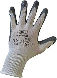 JBM 51633- Par de guantes de trabajo reforzados en