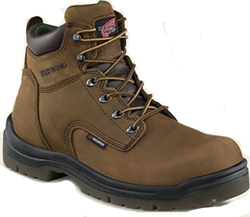 Men's 6' Work Boot (RW 2240) Electrical Hazard, None Metallic/Composite Toe, Waterproof (11EE)