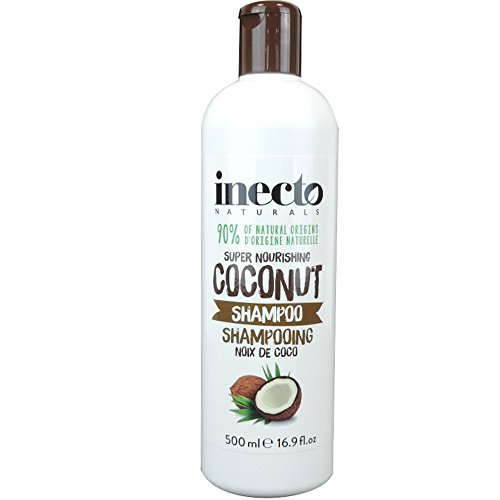 Inecto Naturals Shampoo Coconut, 1er Pack (1 x 500 ml)