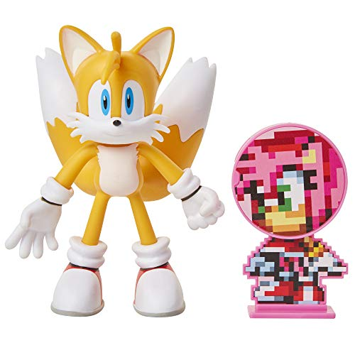 Tails 10cm Figure with Accessories (Sonic)